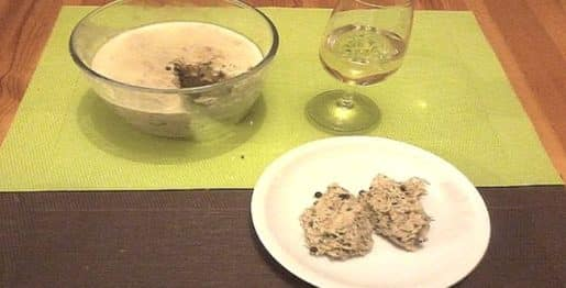 rillettes de port vin blanc