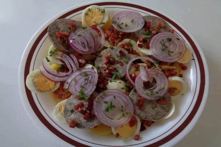 recette salade composée