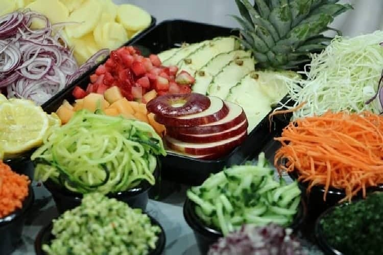 achard légumes du marché