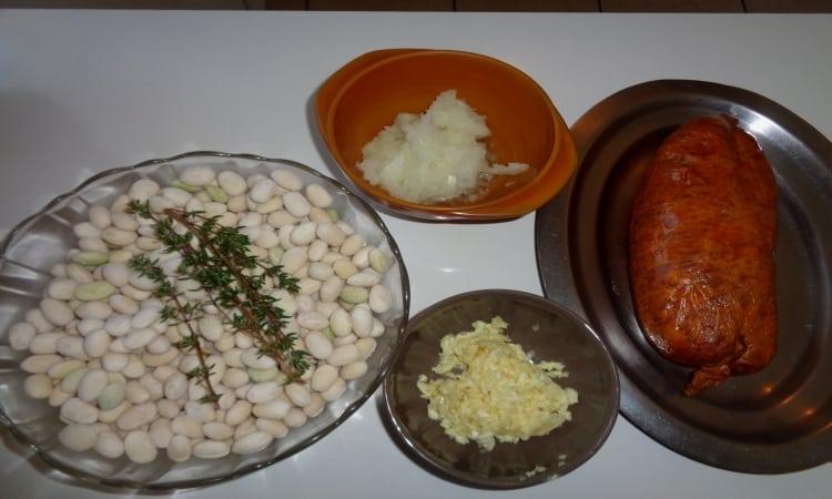 andouille fumée preparation