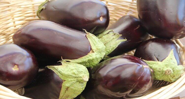 cari de bringelles ou aubergine