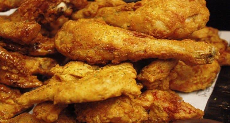 cari poulet cuisses