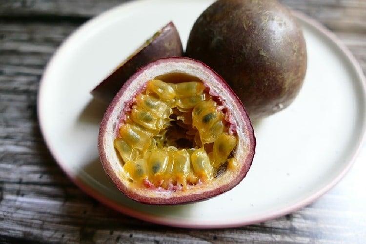 fruit de la passion pour préparer le rhum arrangé