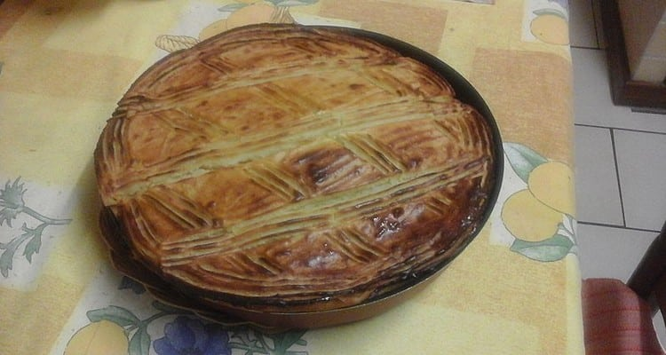 Gâteau patates douces