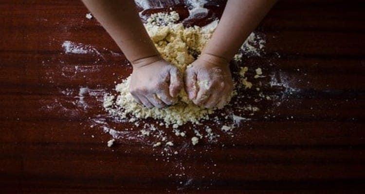 la pâte à pain