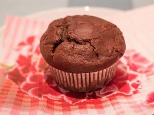 Brownie au chocolat - Muffin