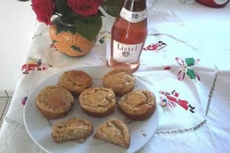 muffins épicés aux crevettes