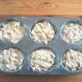 muffins thon ciboulette le moule