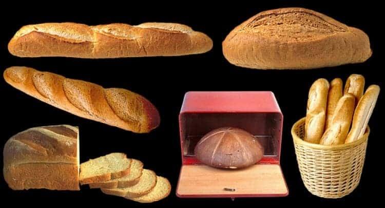 pâté de campagne pain