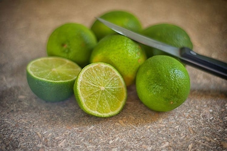 rhum arrangé citron vert