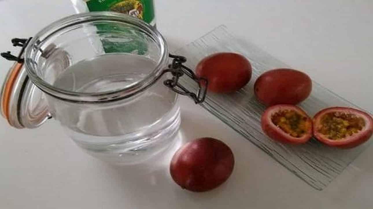 rhum arrange fruit de la passion