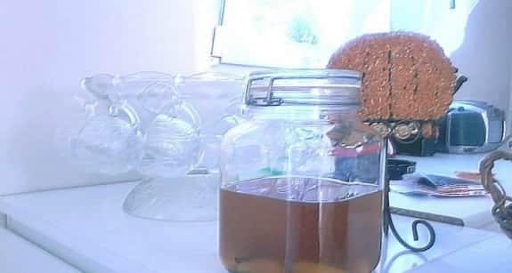rhum arrangé gingembre