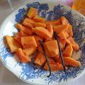 rhum arrangé papaye