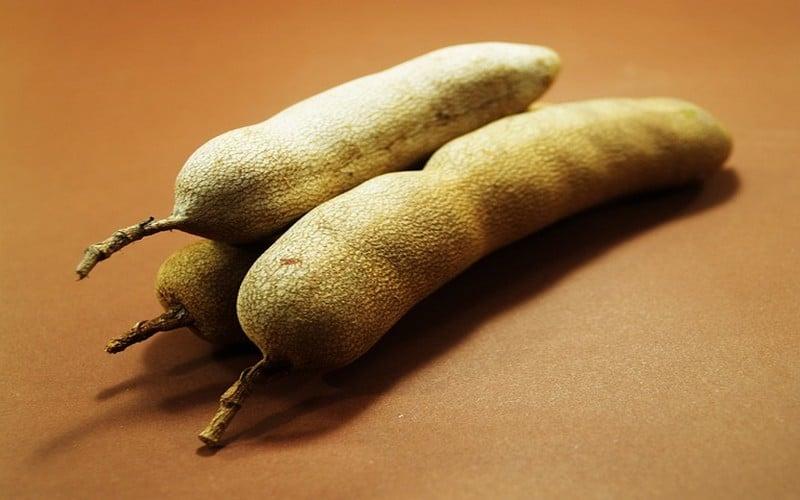 rhum arrangé tamarin, les graines mûres