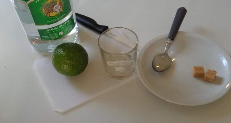 rhum charrette blanc la préparation du rhum arrangé