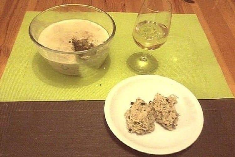 rillettes de porc vin blanc