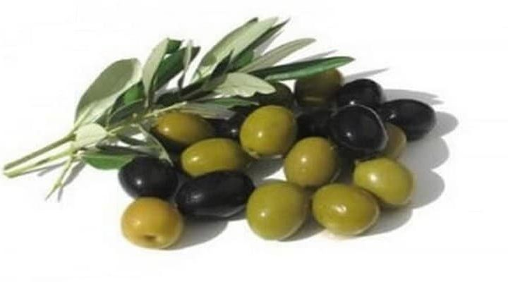 Salade de riz aux olives noires et vertes  : une salade légère