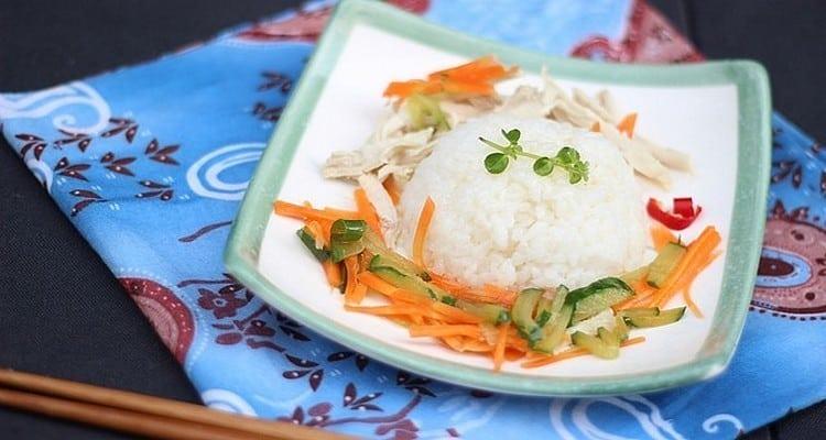 salade de riz aux olives la dégustation