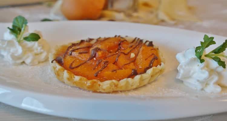 tarte aux abricots tarte
