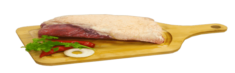 fondu de boeuf viande