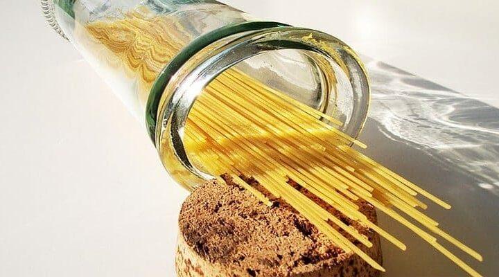 Spaghettis aux clovisses, spaghetti de l'Océan aux coquillages