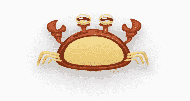 bisque de crustacés crabe