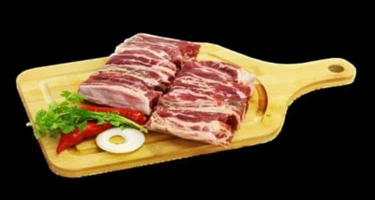 bœuf bourguignon viande