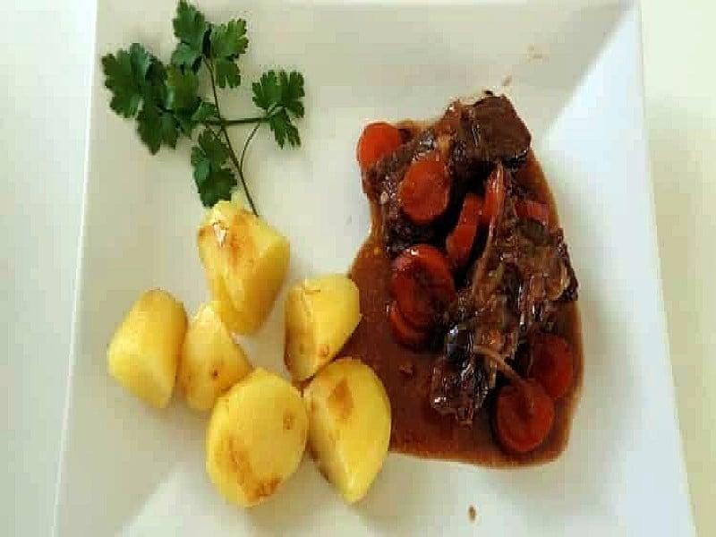 Daube - Beef bourguignon