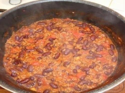 Curry - Piment au boeuf
