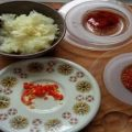 Piment au boeuf - Indian cuisine