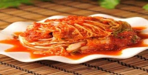 Korean cuisine - Kimchi
