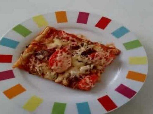 Pizza - Crêpe