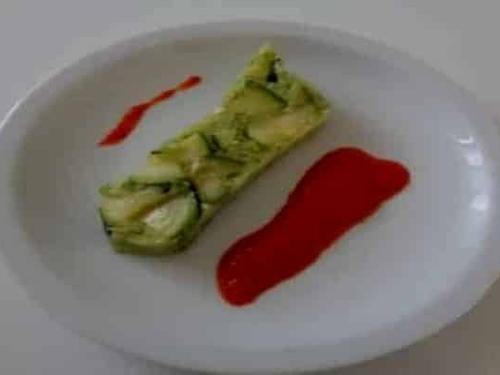 Cuisine végétarienne - Plat