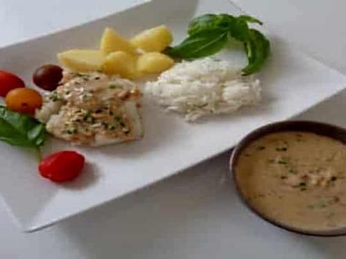Riz cuit - Cuisine végétarienne
