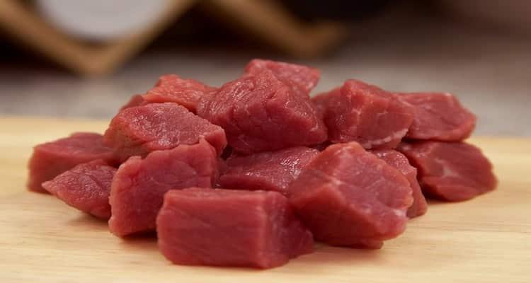 fondu de bœuf les morceau à fondu