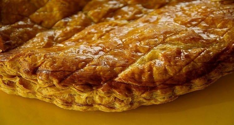 galette des rois pâte d'amande