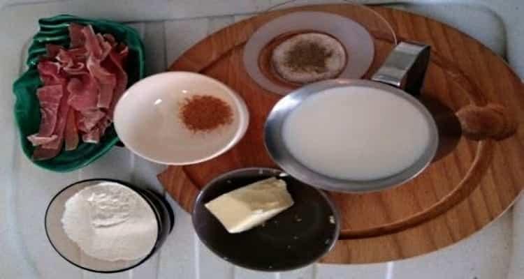 gratin de blettes preparation