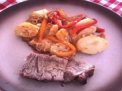 Bœuf salé - Rôti de bœuf