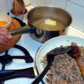 gratin soufflé préparation