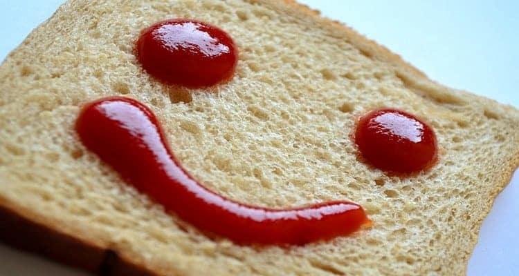ketchup maison conservation tartine