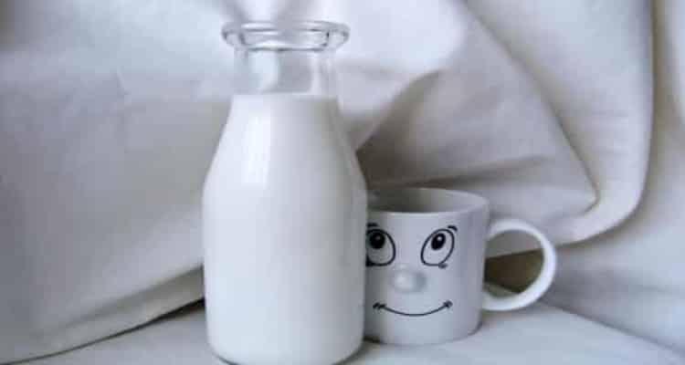 la sauce mornay lait