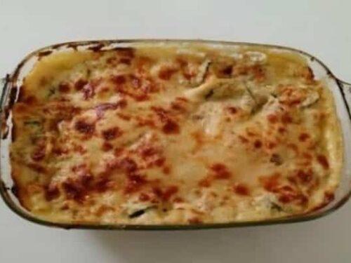 lasagne - Gratin