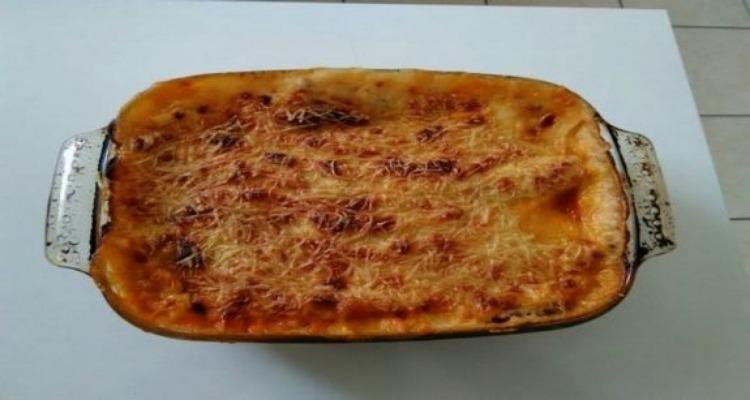lasagnes bolognaise four