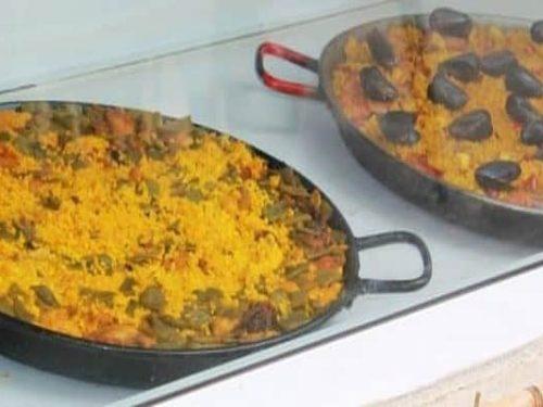 Paëlla - Cuisine valencienne