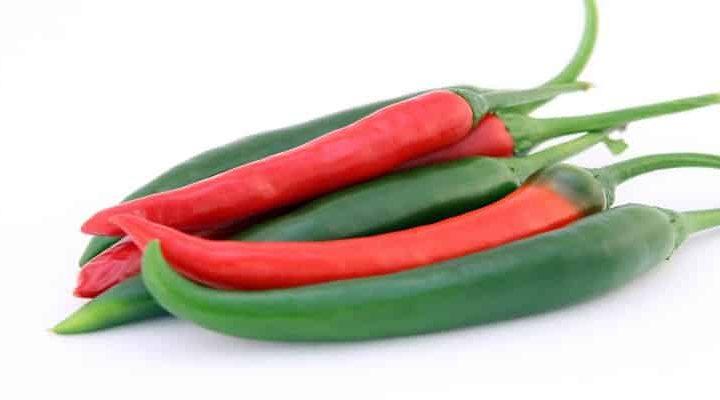 Ti-piment confit – Pâte piment  (le brûle fesses réunionnais)