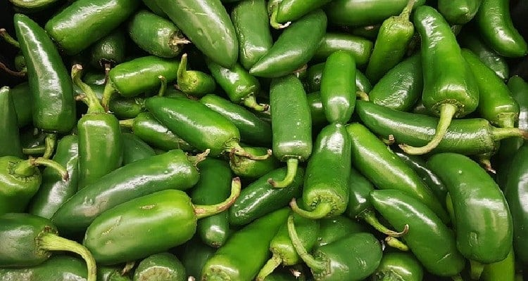 Pâte piment vert