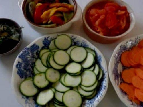 Cuisine végétarienne - Rôti de porc