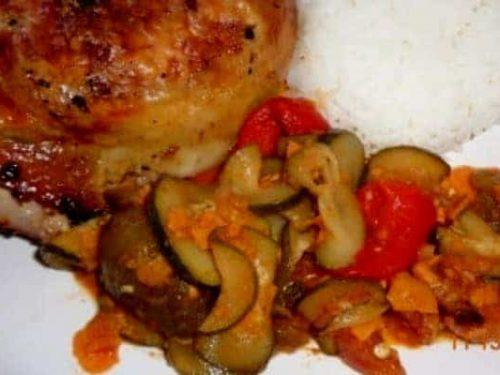 Poulet rôti - poulet