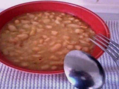 Cuisine végétarienne - Haricots Mojette