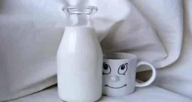 rouelle de porc au lait, la bouteille